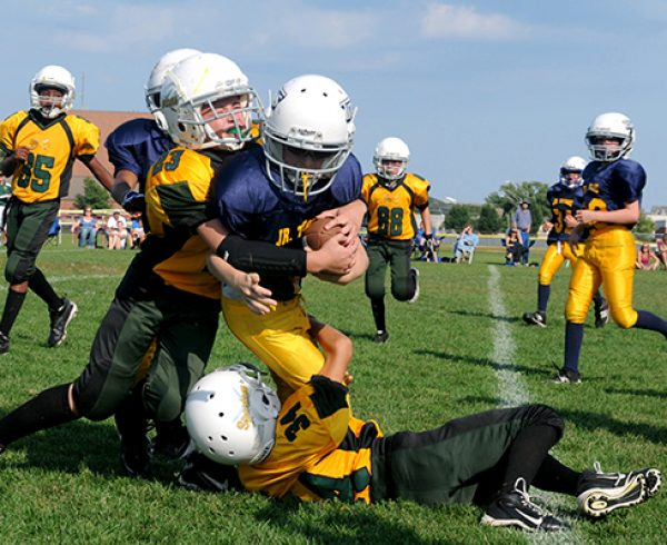 Concussion and Your Child – What You MUST Know